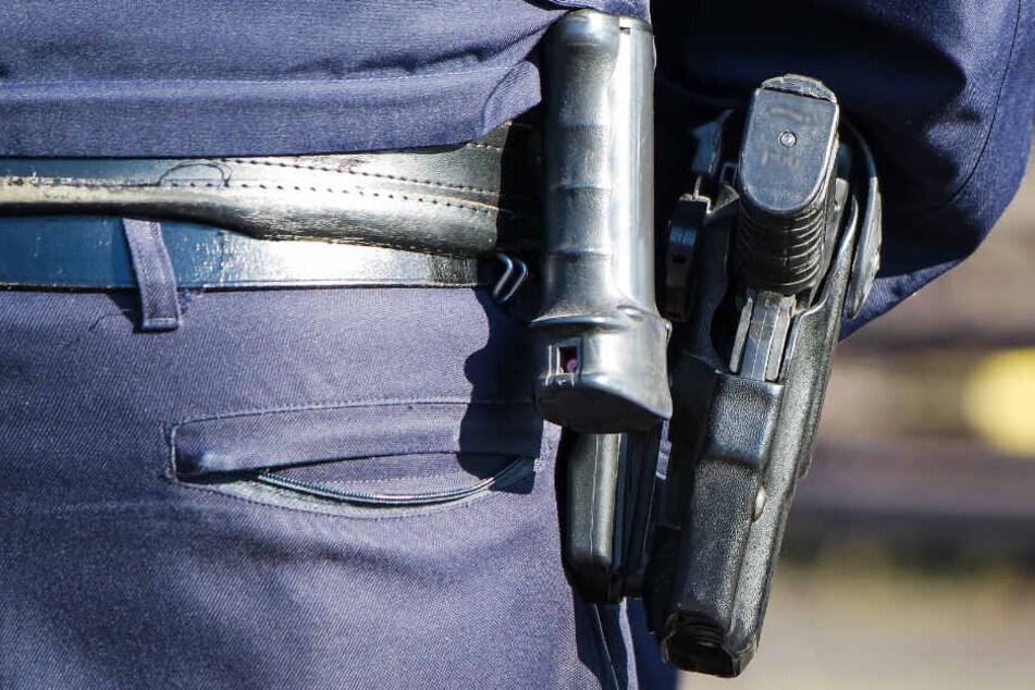 Die Polizei soll am Mittwoch einen Hund erschossen haben. (Symbolbild)