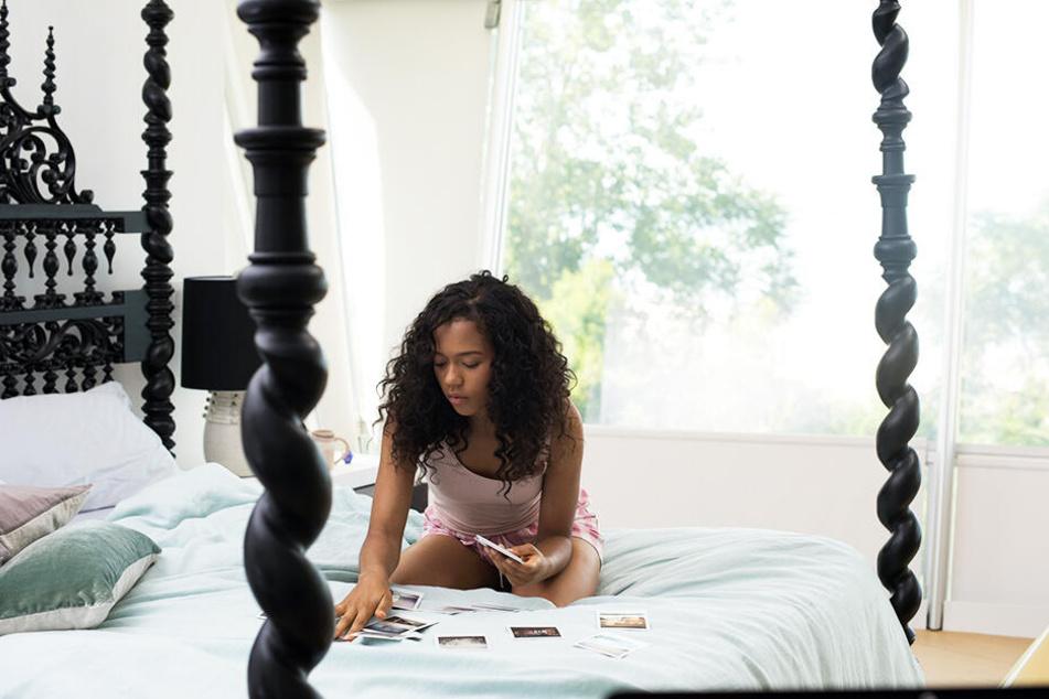 Tess (Taylor Russell) führt ihrem Onkel den Spiegel vor Augen.