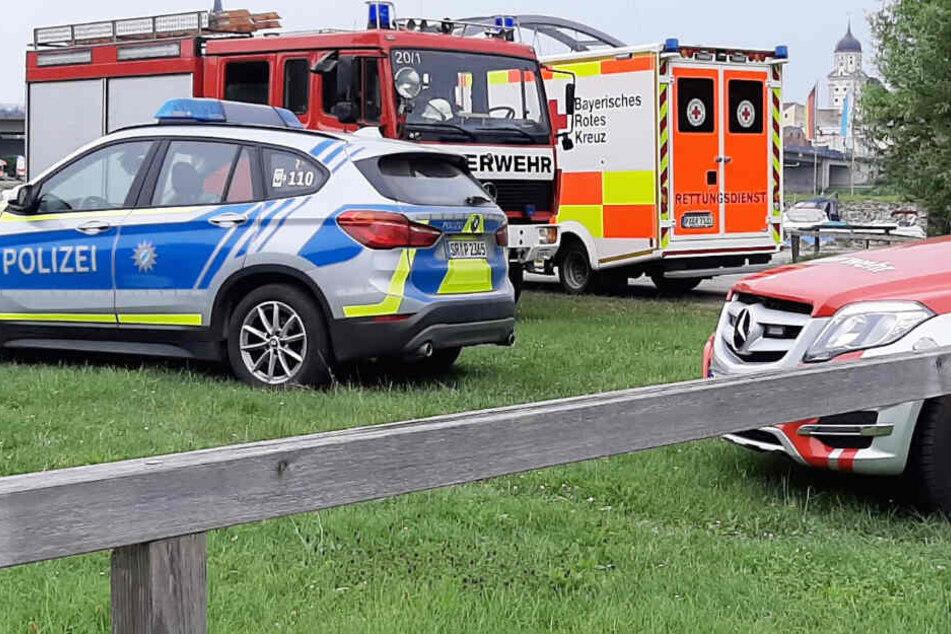 Die Rettungskräfte versuchten alles, konnten das Leben des Mannes aber nicht retten.