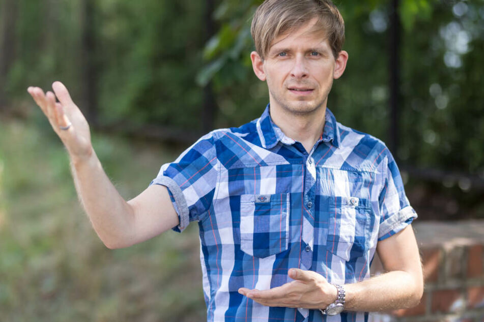 Maik Otto (42, SPD)
