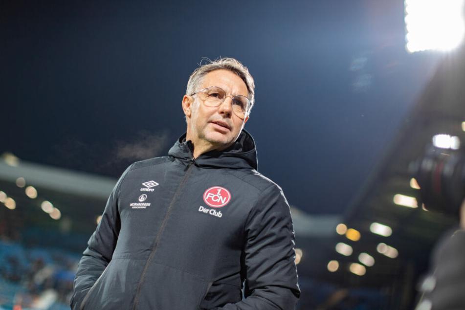 Damir Canadi ist nicht länger mehr Coach des 1. FC Nürnberg.