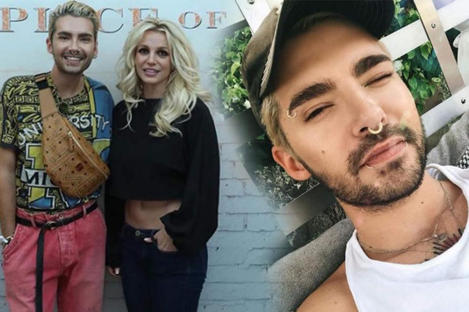 Bill Kaulitz und Britney Spears sollen sich schon lange kennen.