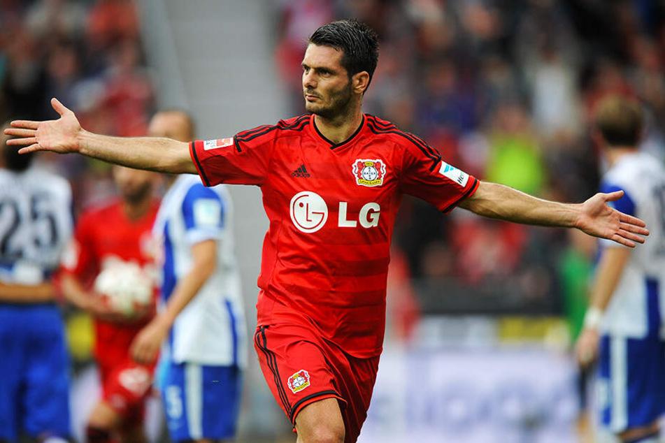 Emir Spahic spielte in der 1. Bundesliga bei Bayer 04 Leverkusen und dem HSV.