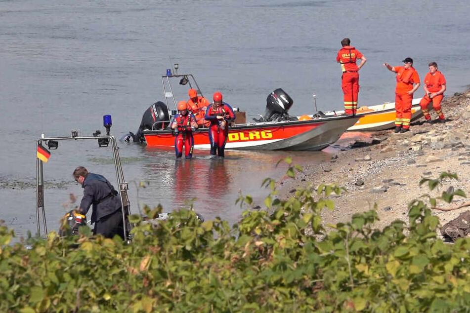 Die Rettungskräfte suchten in beiden Fällen ohne Erfolg nach den Vermissten.
