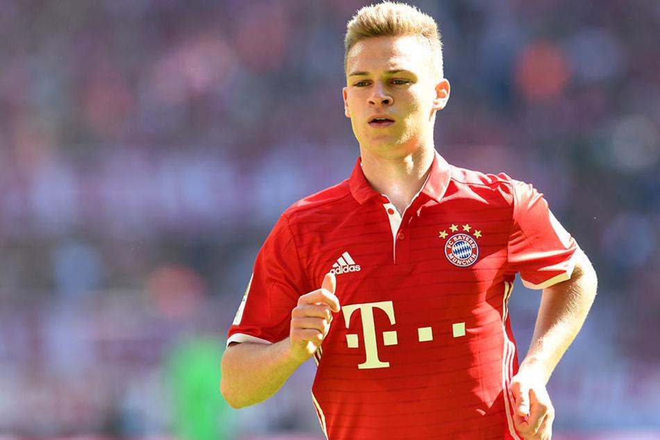 FC Bayern München weist Wechselgerüchte um Joshua Kimmich zurück