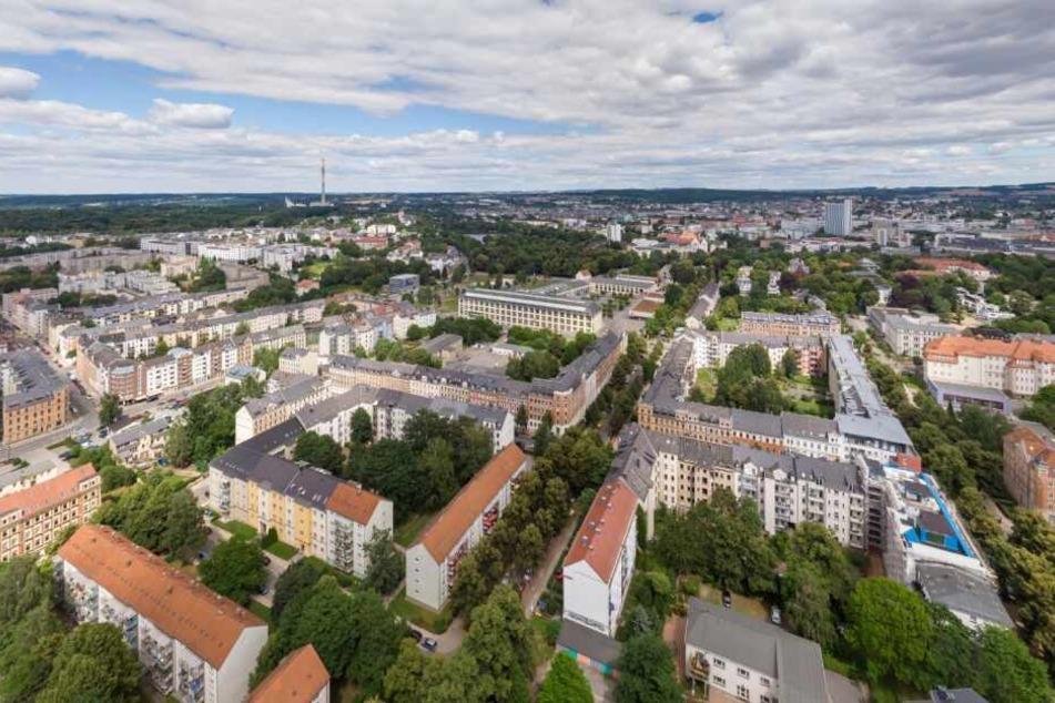 Chemnitz: Chemnitz verliert Einwohner und immer weniger Leute ziehen in die Stadt