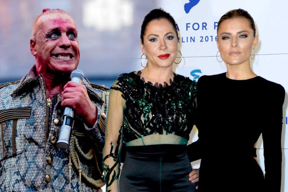 """Simone Thomalla über Sophias Ex Till Lindemann: """"Finger weg von meinem Kind!"""""""