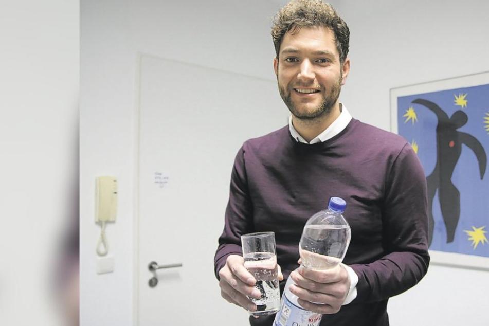 Dieser Mann muss 20 Liter Wasser am Tag trinken, um nicht zu sterben