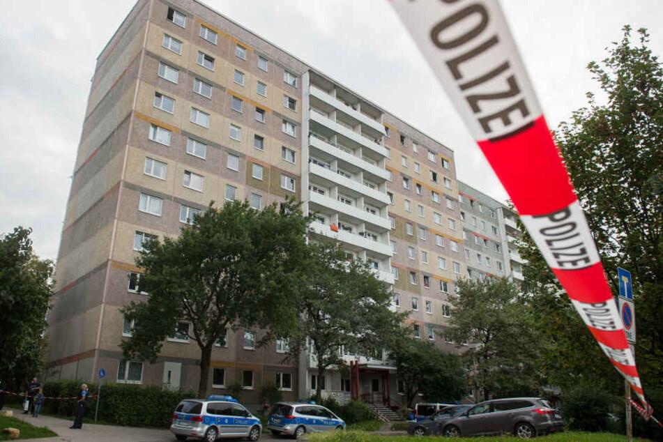 SEK-Einsatz in Erfurt: Großaufgebot der Polizei durchsucht Wohnung