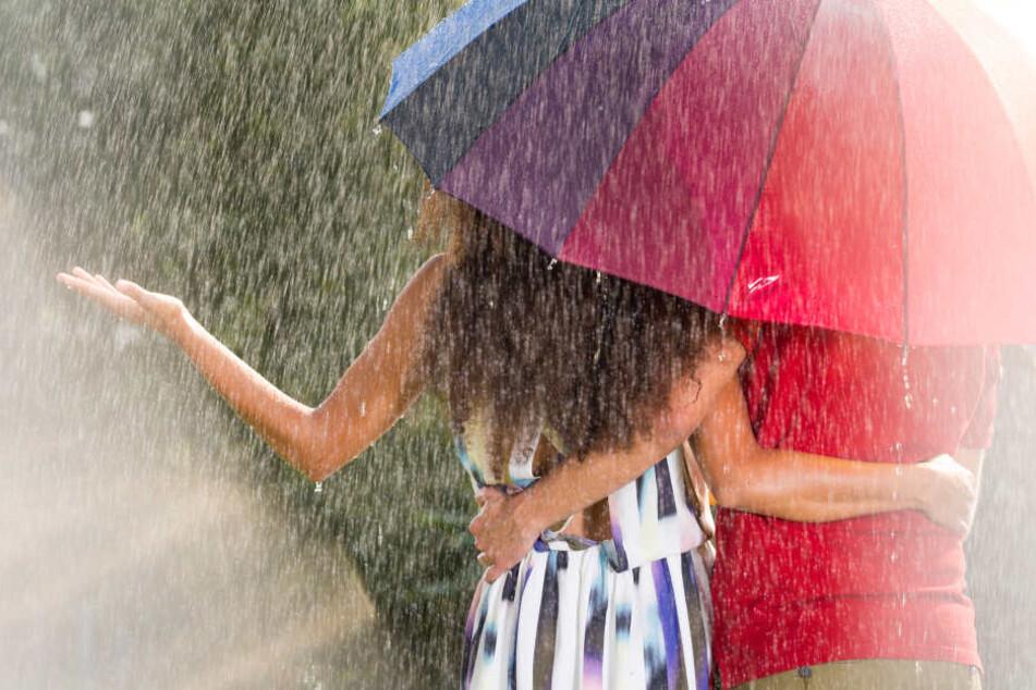 Die Bauern freut es: Der Mai 2019 präsentiert sich bisher sehr regnerisch.