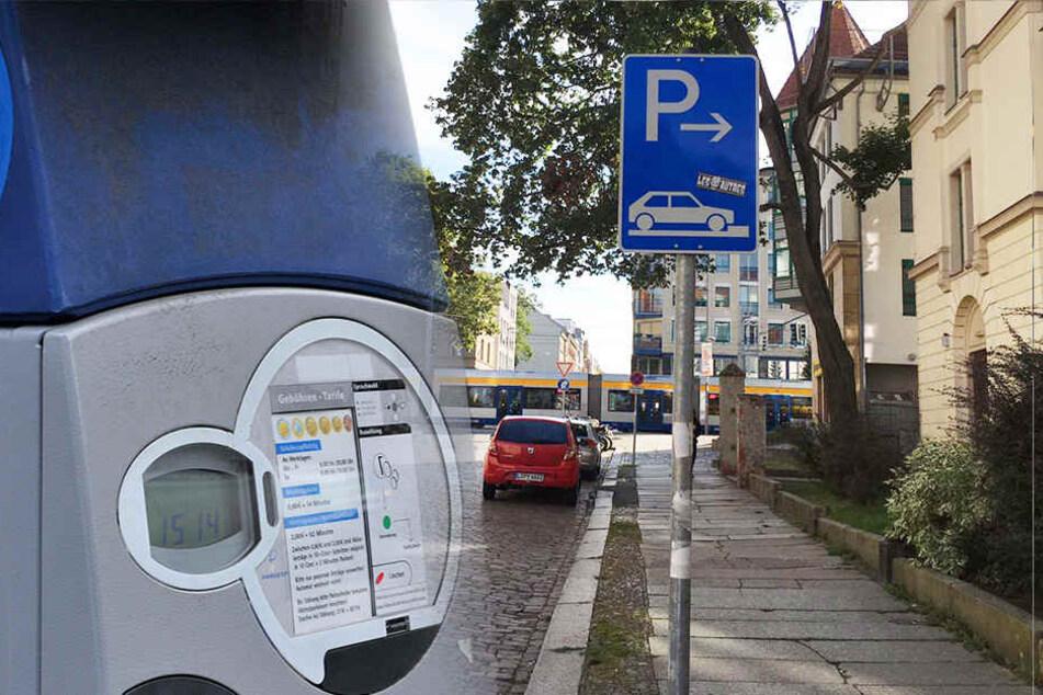 Die Leipziger Jusos sind der Ansicht, dass es in der Stadt zu viele kostenlose Parkmöglichkeiten gibt und wollen das ändern.