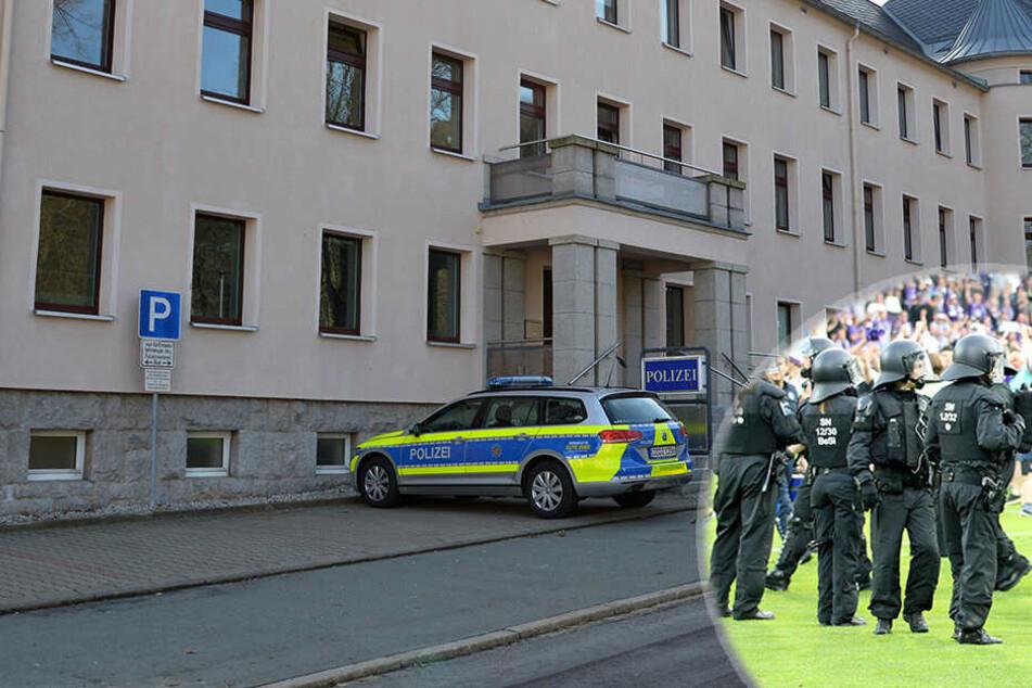Diese sächsische Stadt ist Überstunden-Meister bei der Polizei