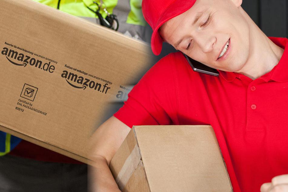 Der Stundenlohn beim Amazon-Austragen soll maximal 16 Euro betragen.
