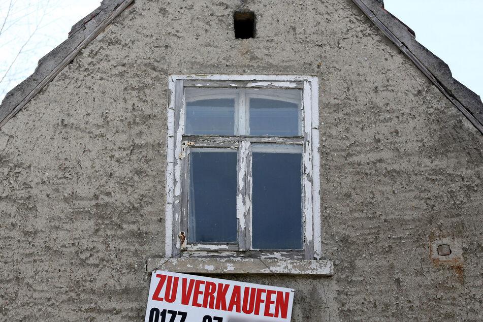 Wenn der Freistaat nur Müll erbt: Sachsen wird oft Ruinen und Schulden vermacht!