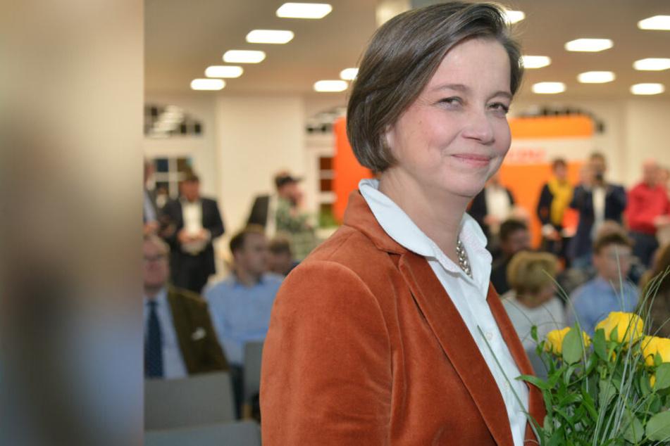 """Chemnitz: CDU schickt Almut Patt ins Chemnitzer OB-Rennen: """"Wir müssen wieder das Verbindende suchen"""""""