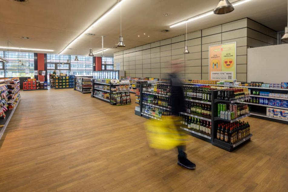 Chemnitz: TU Chemnitz hat endlich wieder einen Campus-Laden, doch die Studenten sind gereizt
