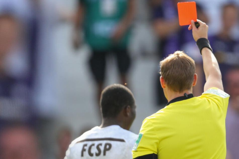 Die Berliner Schiedsrichter streiken am Wochenende. (Symbolbild)