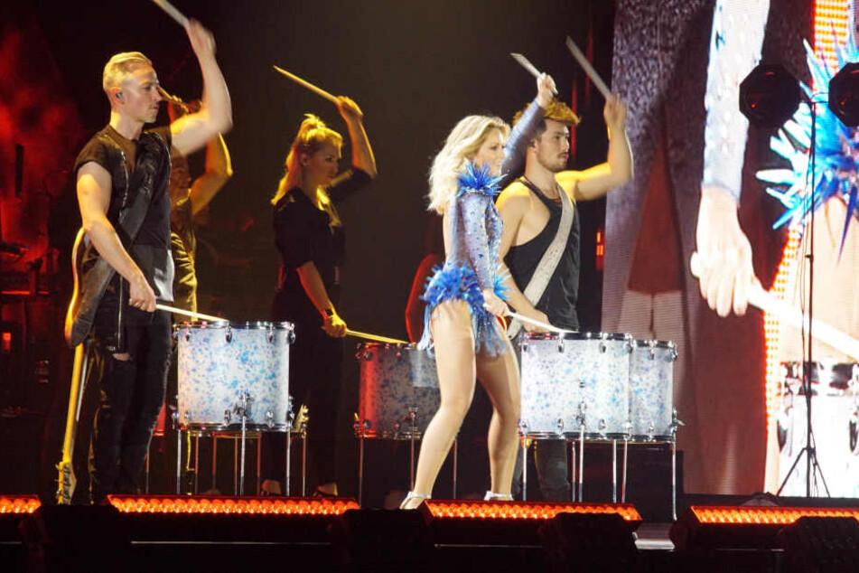 Für ihre Tournee hat Helene Fischer sogar den Cirque du Soleil engagiert.