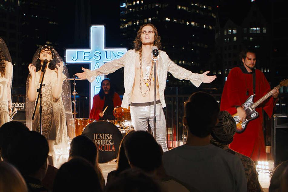 Sind in der Musik der Band Jesus & the Brides of Dracula teuflische Codes versteckt?