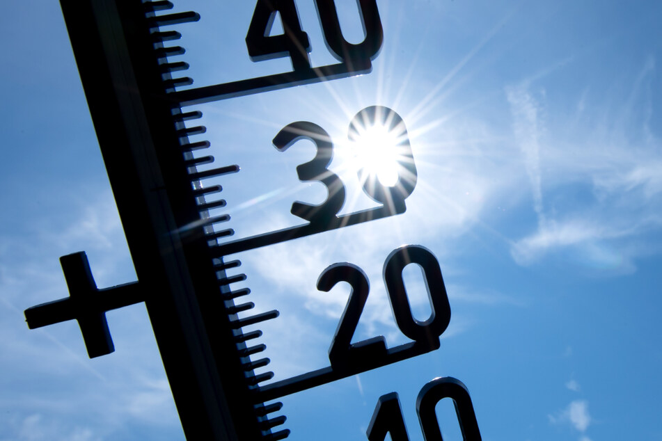 Deutschlandweit war es heute am heißesten in...