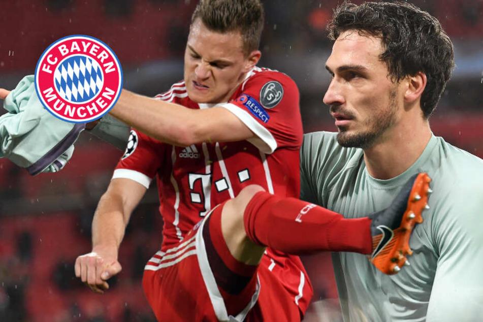 Bayern vor Duell mit Hertha BSC: Hummels fehlt, Kimmich nur auf der Bank?