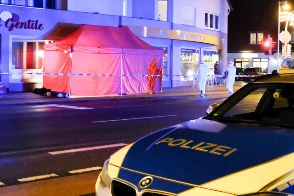 Frau auf offener Straße getötet: Das ist bisher bekannt