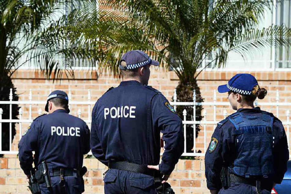 Die australische Polizei hat die Mutter festgenommen. (Symbolbild)