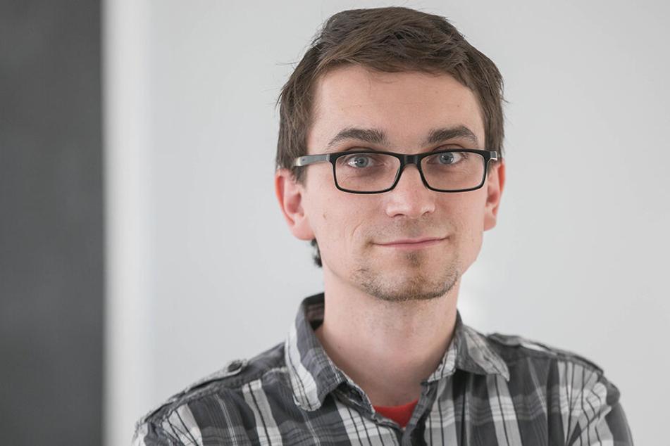 TAG24-Redakteur Dirk Hein