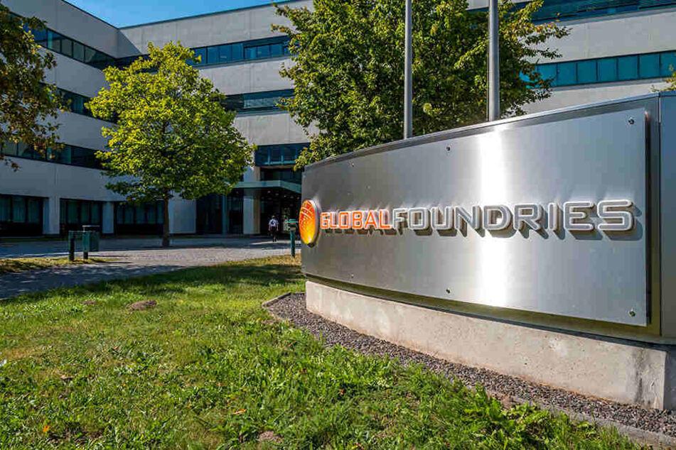 Noch immer läuft bei Globalfoundries in Dresden der Stellenabbau. Der  Standort müsse wettbewerbsfähig sein, hieß es.