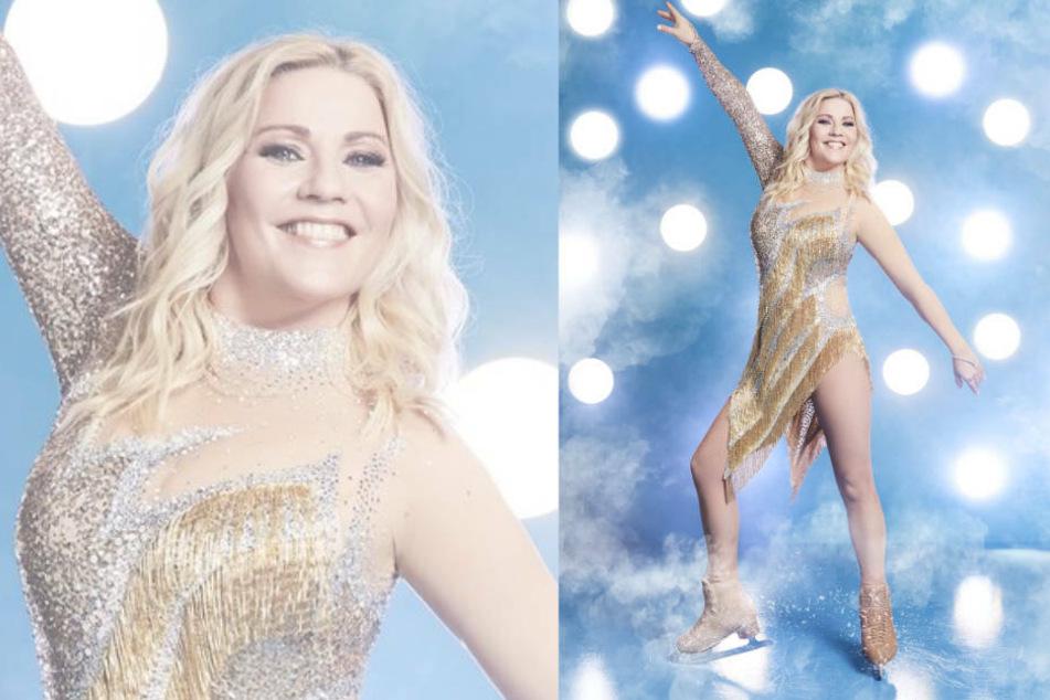 Aleksandra Bechtel hat gut lachen: Nach ihrem Aus in der zweiten Show, kann sie jetzt sogar ins Finale einziehen.