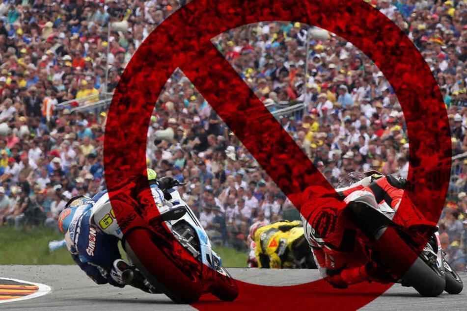 Motorrad-WM auf Sachsenring droht Aus!