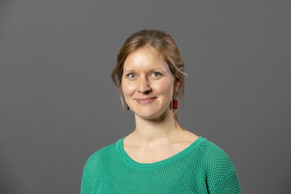 Pia Barkow (35, Linke) setzt sich für den Erhalt der Förderung ein.