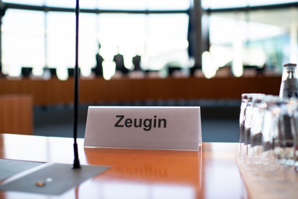 Im Bundestag werden vom Amri-Untersuchungsausschuss nach und nach Zeugen befragt.
