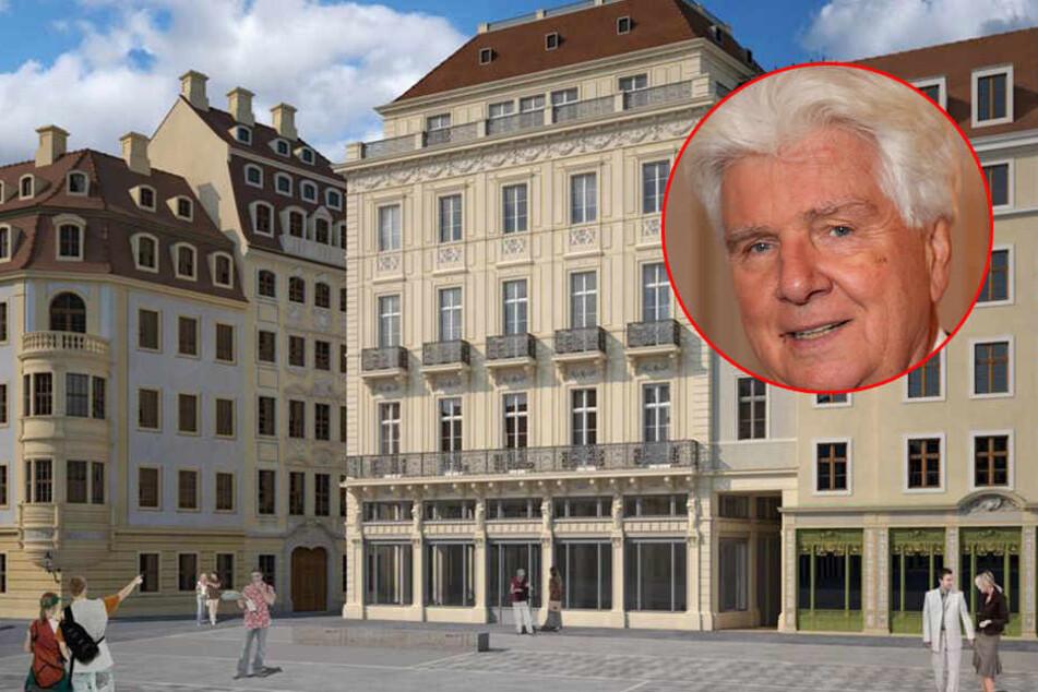 """Erneuter Neumarkt-Ärger: Wie korrekt ist Blobels """"Petit Bazar""""?"""