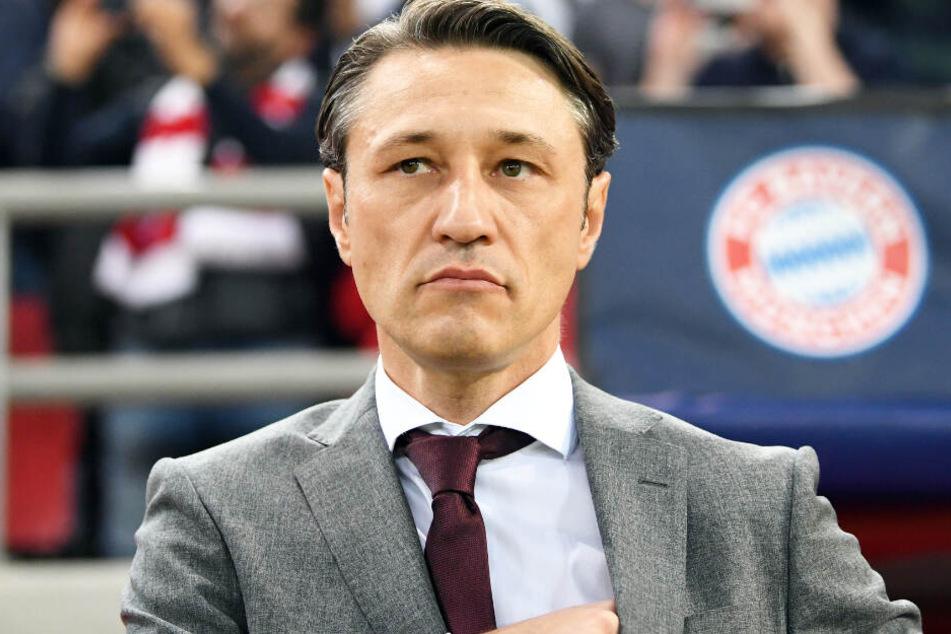 Niko Kovac steht unter Druck, der FC Bayern München zeigt aktuell nur durchwachsene Leistungen.