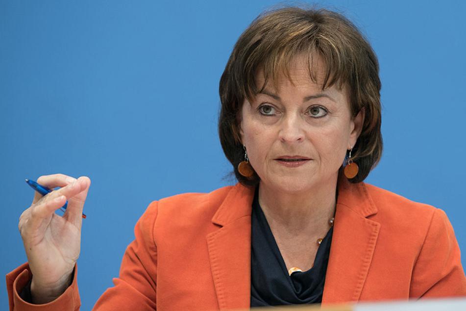 Die Drogenbeauftragte der Bundesregierung, Marlene Mortler (CSU).