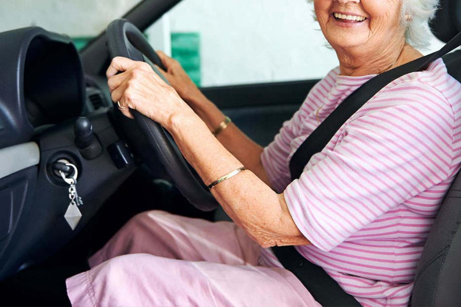 Die ältere Dame hatte am Sonntagmorgen stolze 2,2 Promille.