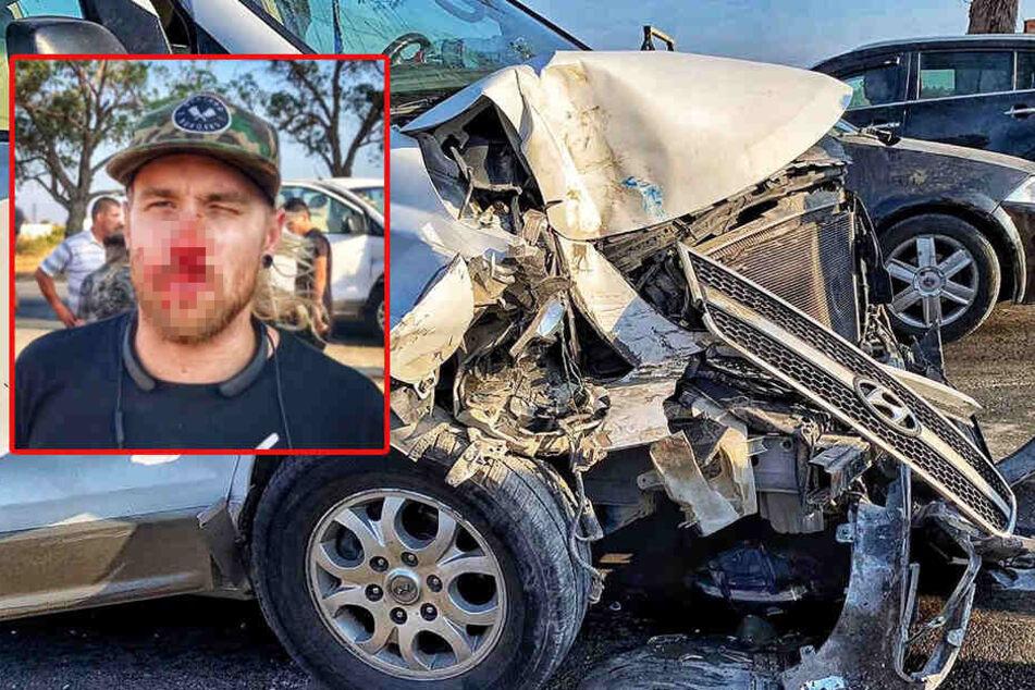 Horror-Crash! Metal-Band Sabaton in schweren Unfall verwickelt