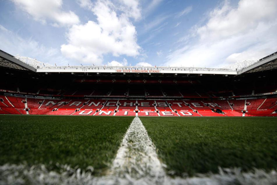 Das Old Trafford Stadium in Manchester könnte zur neuen sportlichen Heimat von Ralf Rangnick werden.