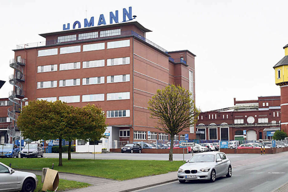 Auch das Homann-Werk in Dissen (Niedersachsen) steht durch die  Verlagerungspläne vor dem Aus.