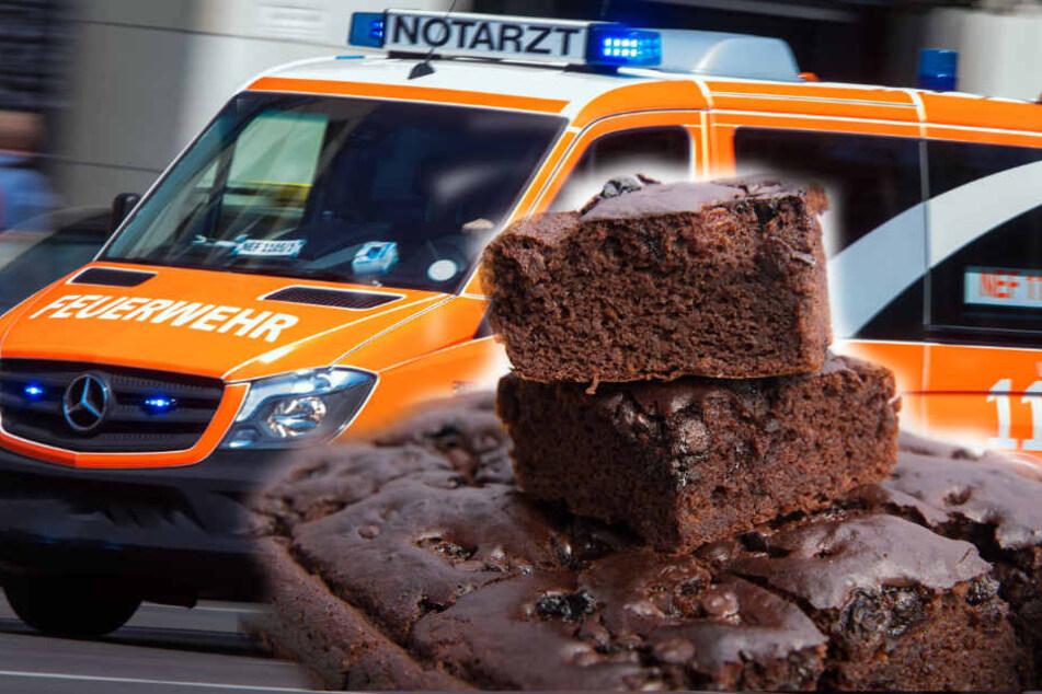 Der Verzehr von Hash-Brownies endete für Studenten aus Bayern im Krankenhaus. (Symbolbild)