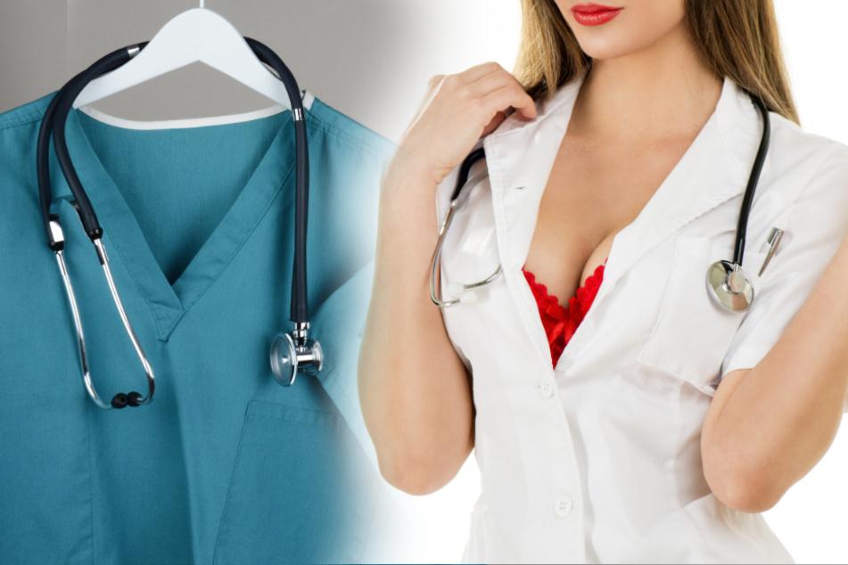 Fetischisten-Shop spendet OP-Kleidung an Krankenhaus