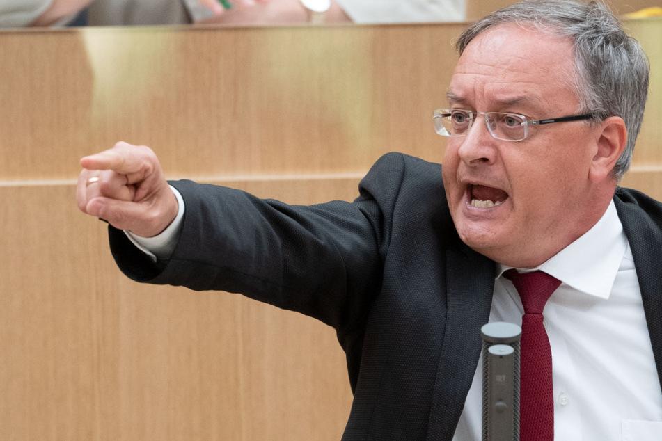 SPD-Chef Stoch will gegen Verfassungsfeinde im Landtag vorgehen