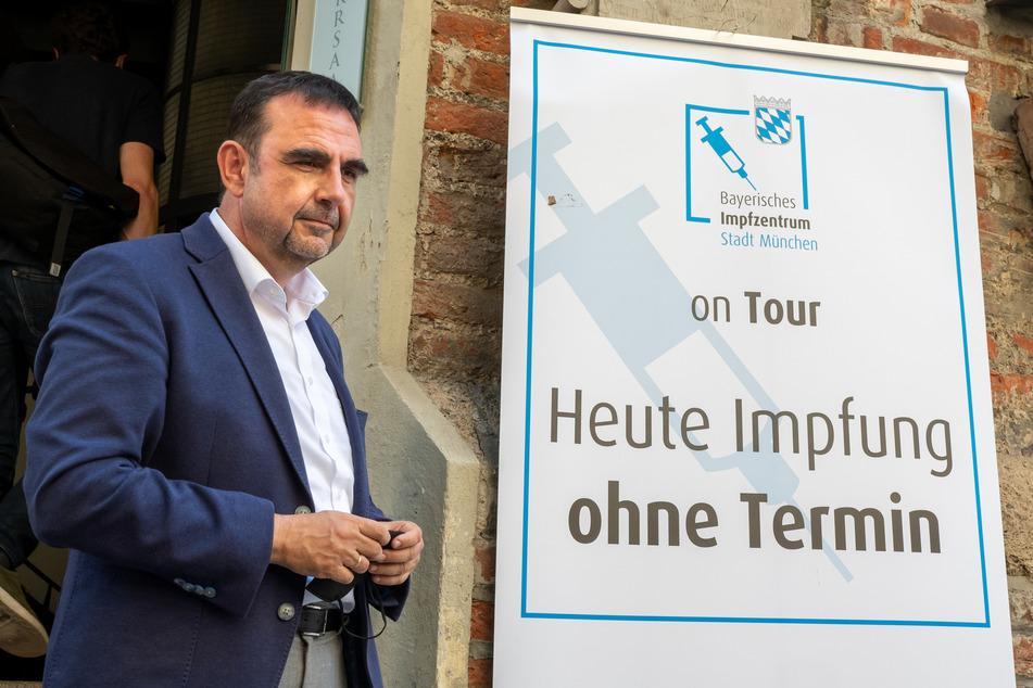 Klaus Holetschek (56, CSU), Staatsminister für Gesundheit und Pflege in Bayern.