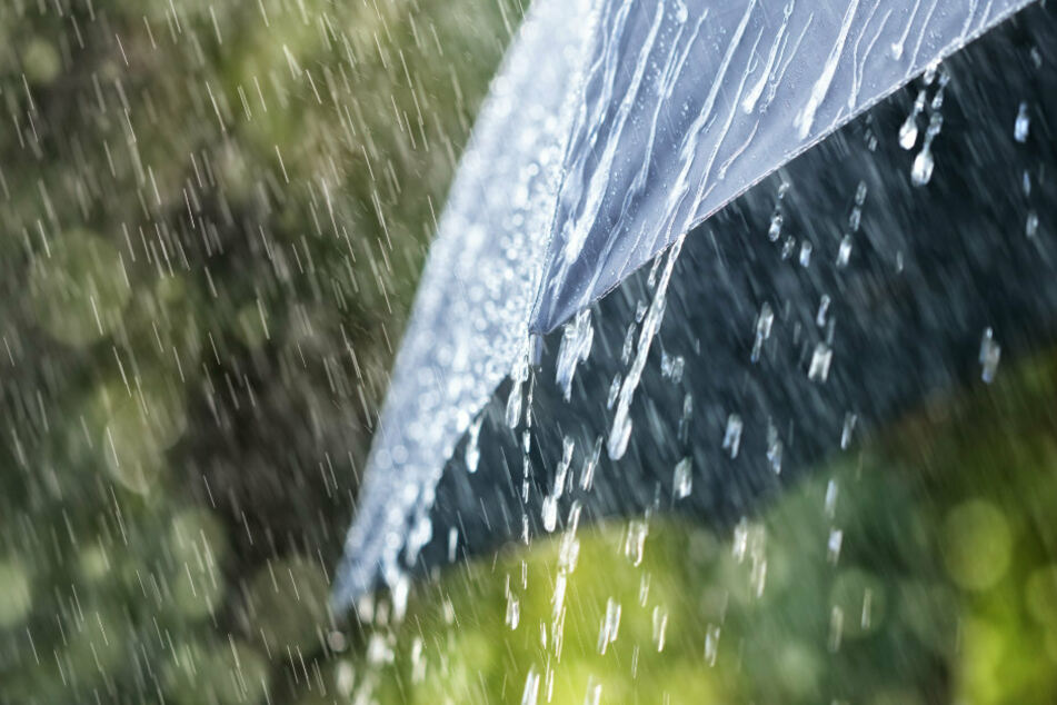 Am Freitag kann es in Thüringen regnen.