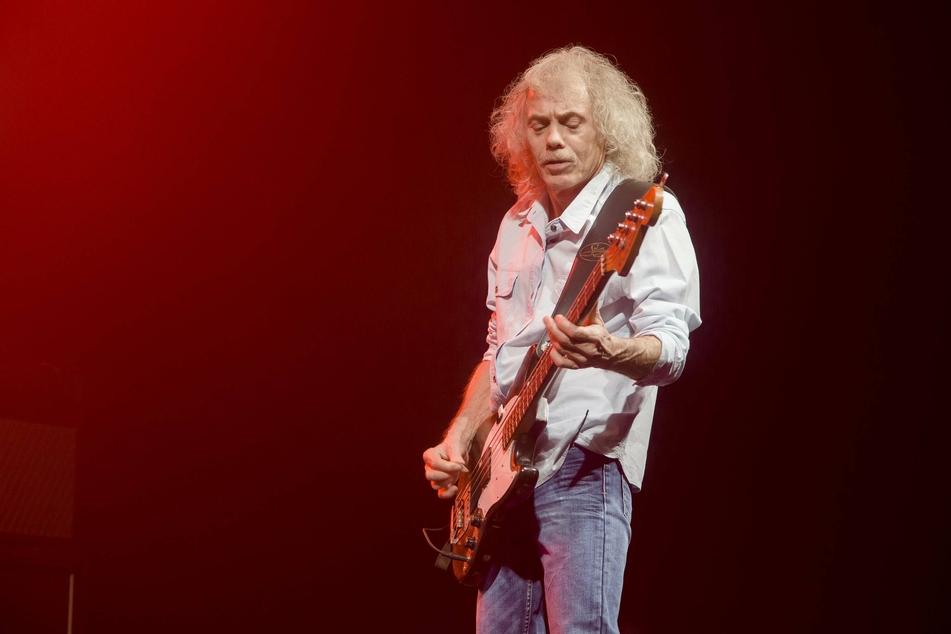 Der Musiker Alan Lancaster ist im Alter von 72 Jahren gestorben.