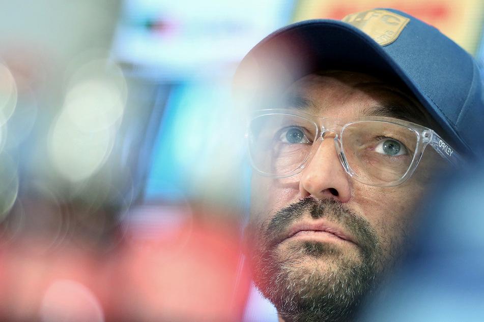 Claus-Dieter Wollitz stimmte für einen Saisonabbruch der 3. Liga.