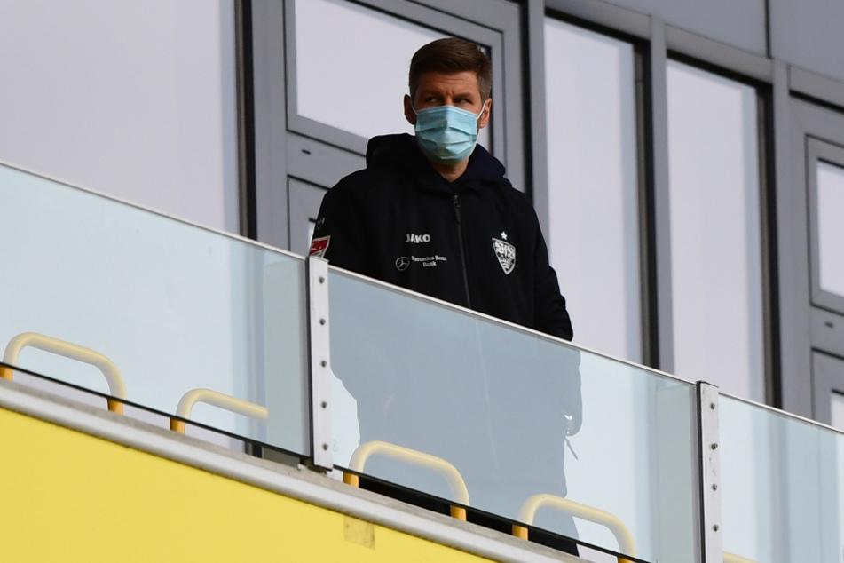 Vorstands-Boss beim VfB Stuttgart: Thomas Hitzlsperger (38).