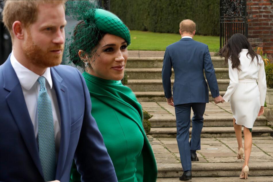 Kein Comeback für Harry und Meghan? Darum sagt das Paar jetzt Tschüss!