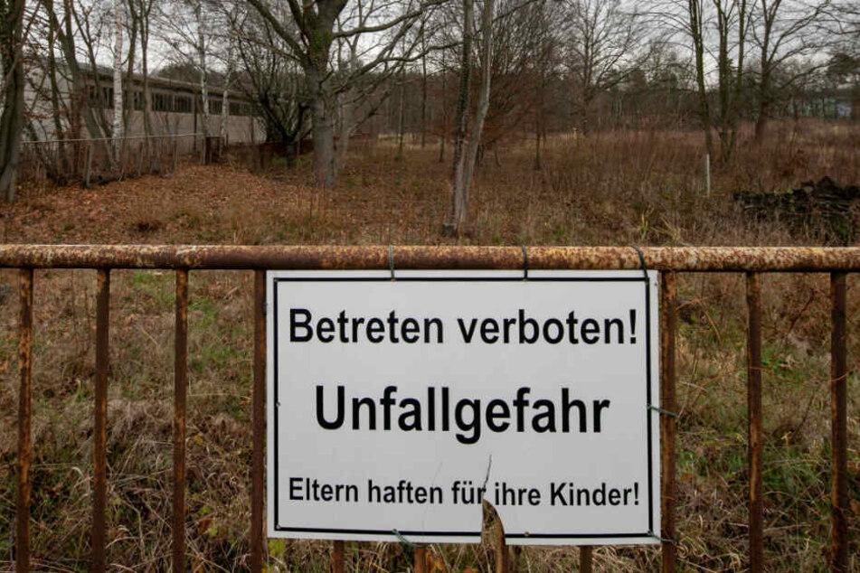 Wassersport statt Wildwuchs: Auf dem Grundstück Königsbrücker Landstraße 100 soll eine neue Schwimmhalle für den Dresdner Norden gebaut werden.